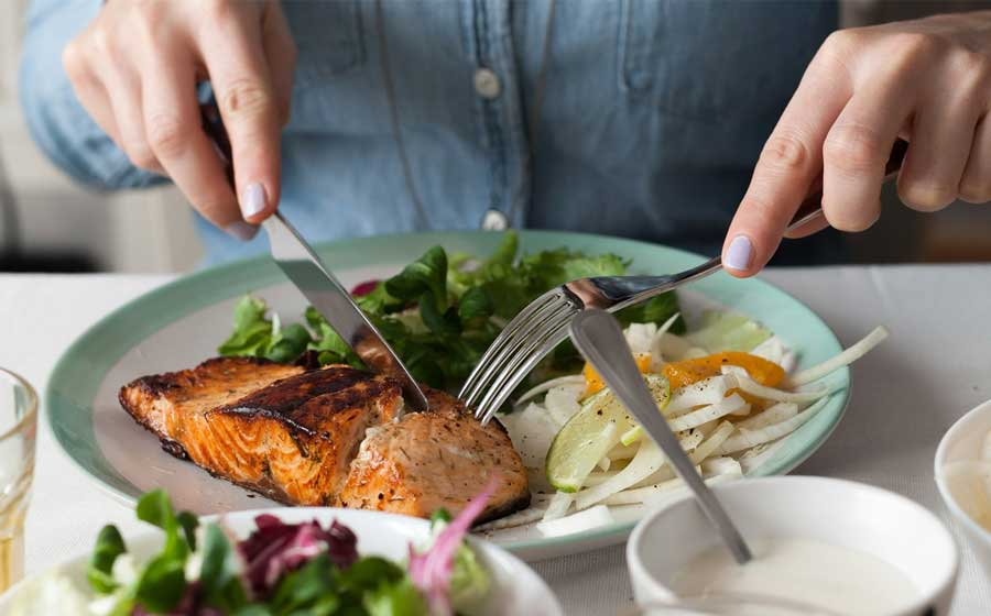Nutrition Rule #1: Make Sure You Eat Enough
