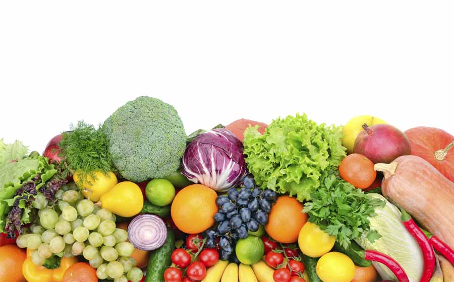 Nutrition Rule #5: Eat Your Fruits And Veggies