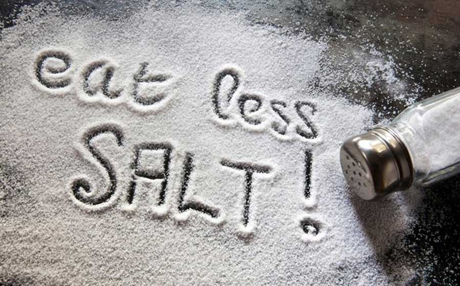 Nutrition Rule #8: Cut Back On The Sodium