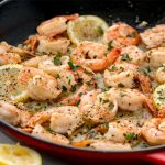 Meal Recipe 3 Lemon-Garlic-Shrimp