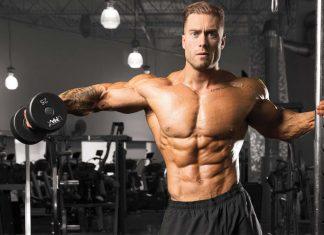 shoulders workout