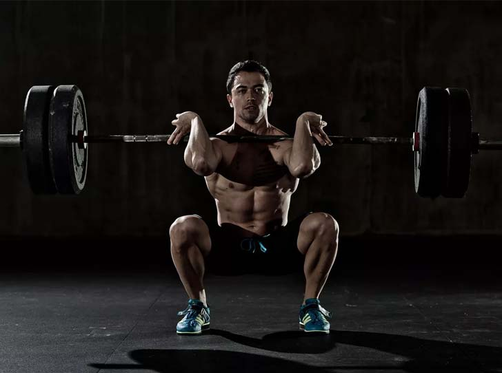 Exercise #7: Power Clean