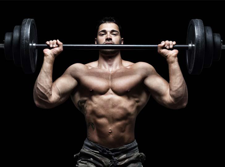 Exercise #6: Shoulder Press