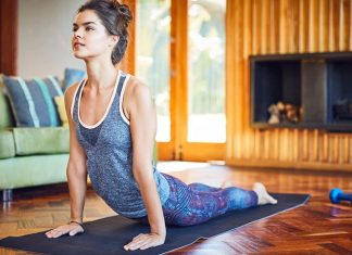 Top 12 Home Exercises Women Should Do To Stay In Good Shape