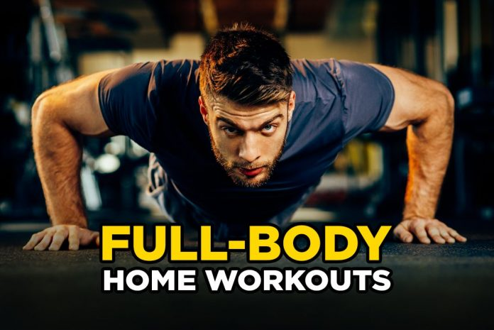 Best Full-Body Home Workouts